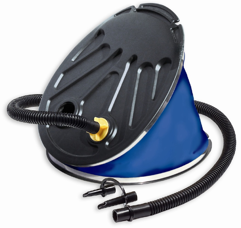5 Litre Foot Pump For Inflatable Kayaks
