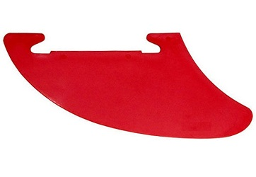 Sevylor Spare - Removable Skeg/Fin Red