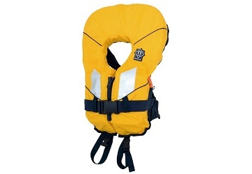 Crewsaver Spiral Childs Lifejacket for Inflatable Kayaks