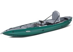 Gumotex Halibut Solo Inflatable Fishing Kayak