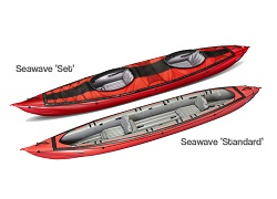 Gumotex Seawave Inflatable Sea Kayak