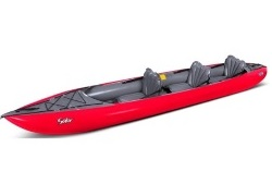 Gumotex Solar 3 2+1 Inflatable Kayak