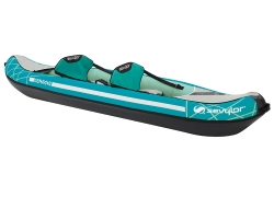 Sevylor Madison Solo and Tandem Inflatable Kayak