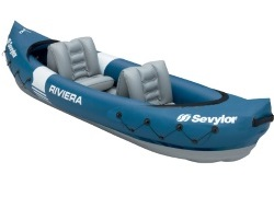 Sevylor Riviera Tandem Inflatable Kayak