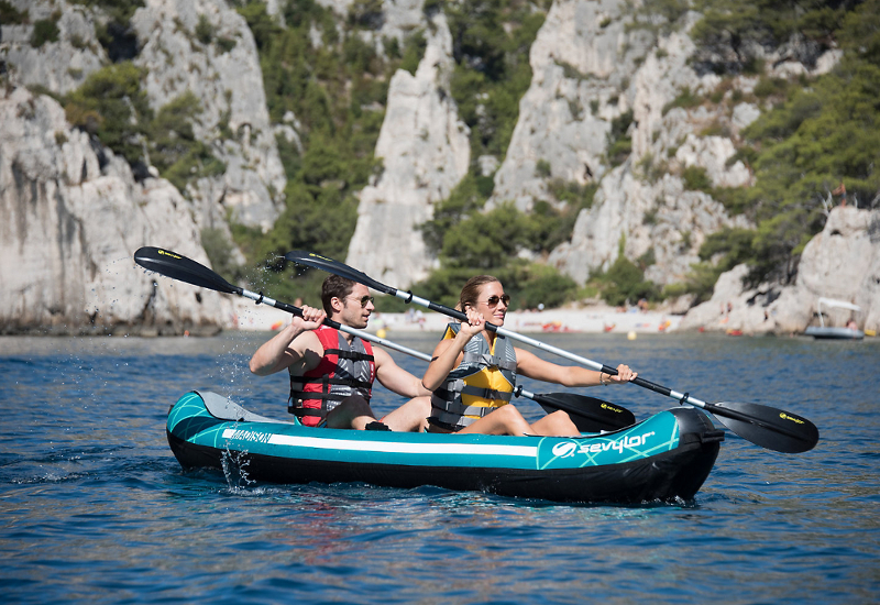 Sevylor Madison Tandem Inflatable Kayaks