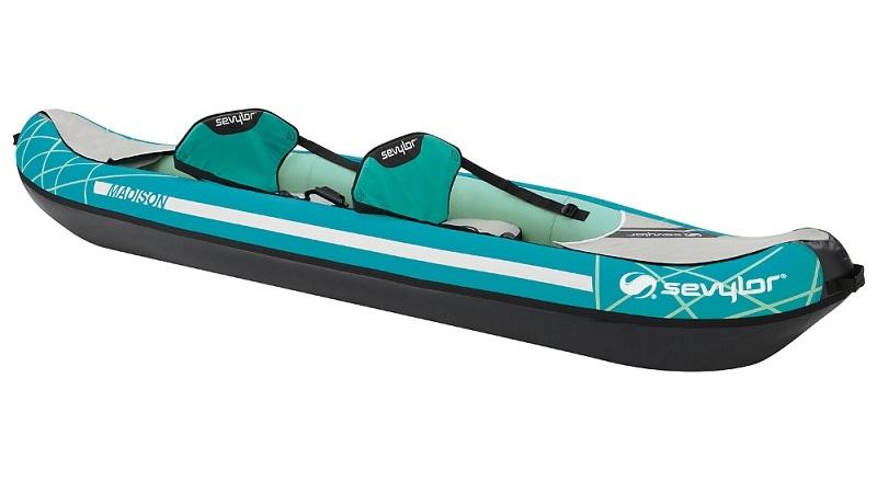 sevylor madison premium tandem inflatable kayak. Black Bedroom Furniture Sets. Home Design Ideas