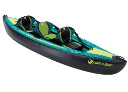 Sevylor ottawa Tandem Inflatable Touring Kayak