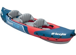 Sevylor Tahiti Plus Tandem Inflatable Kayak