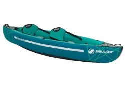 Sevylor Waterton Tandem Inflatable Kayak