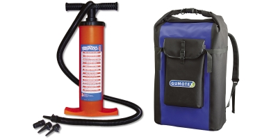 Accessories and Equipment for Inflatable Kayaks & Canoes