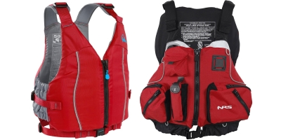 Buoyancy Aids PFDs for Inflatable Kayaks and Canoes