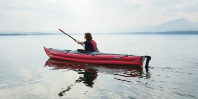 Single Person Inflatable Kayaks and Canoes from Inflatable Kayaks UK