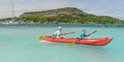 Tandem Inflatable Kayaks available from Inflatable Kayaks UK